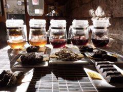 taller de té