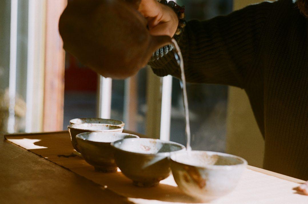 tea events, tea ceremonies, barcelona